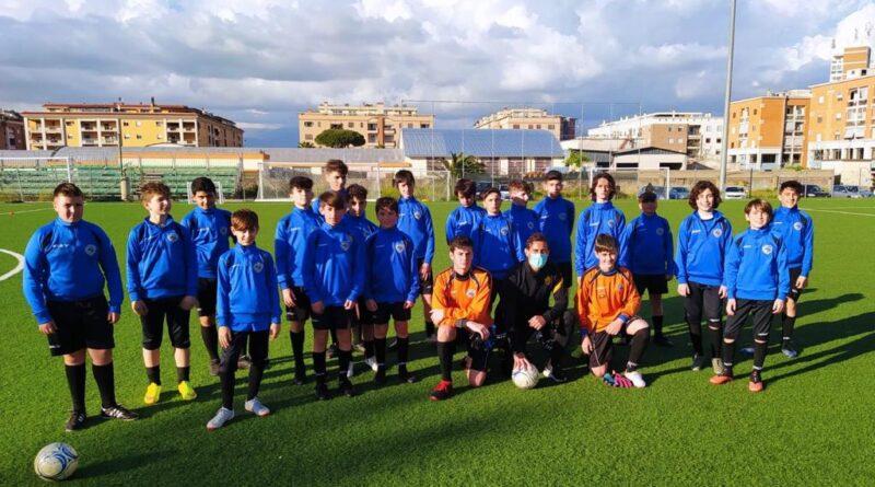 L'A.S. Roma in visita alla Sa.Ma.Gor. Il coordinatore tecnico Omar Berti: «Presenza costante dei giallorossi un motivo di crescita per i ragazzi e i nostri tecnici»