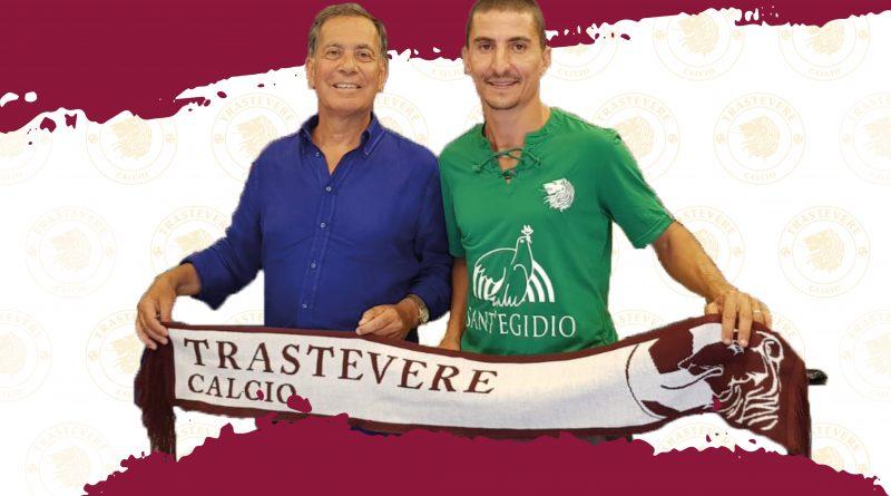 Trastevere Calcio: in attacco arriva l'ex Latina Claudio Corsetti